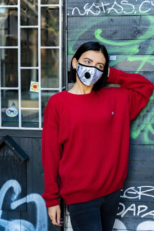 maska antysmogowa vaire spring breath dla kobiet