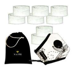 maska antysmogowa spring breath z 6 filtrami