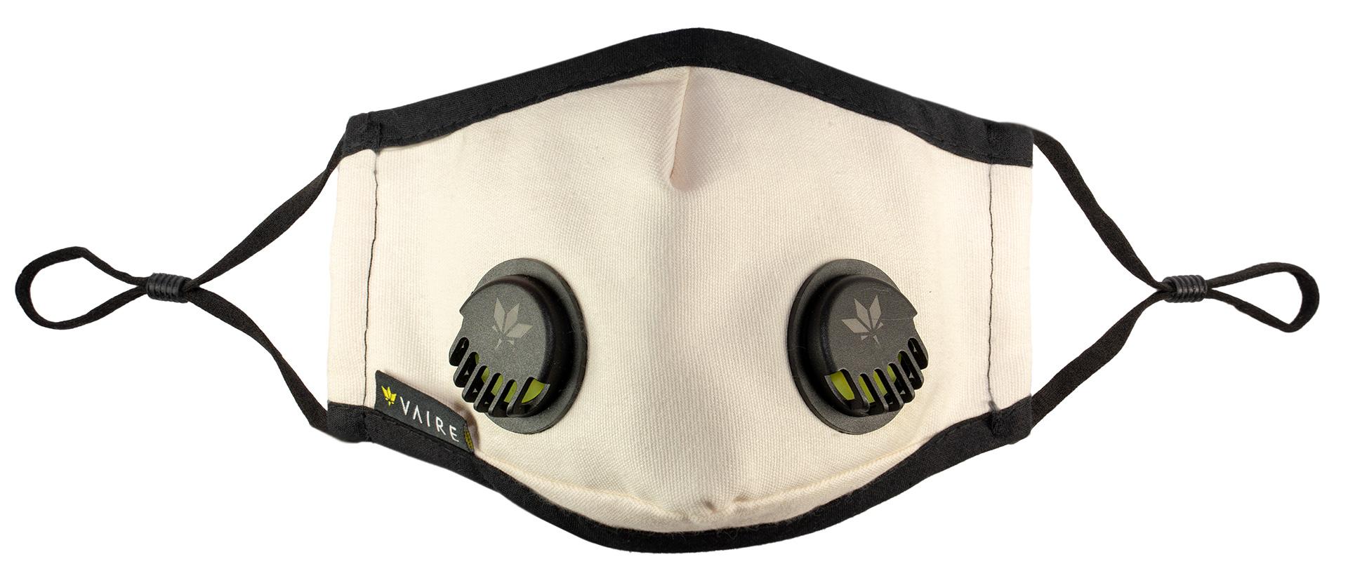 Beżowa maska Vaire Invisible