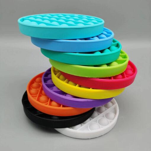 antystresowa zabawka sensoryczna bąbelki push pop bubble