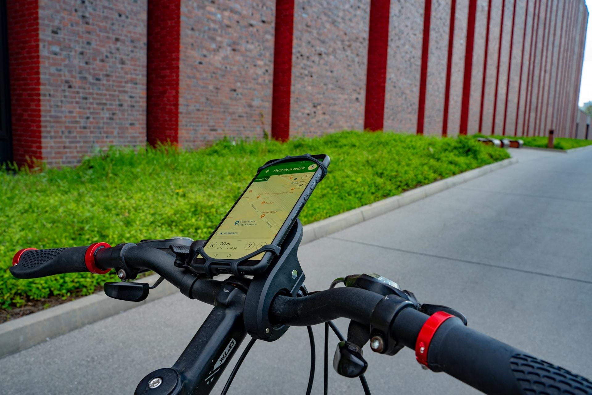 uchwyt rowerowy z gumkami promocja