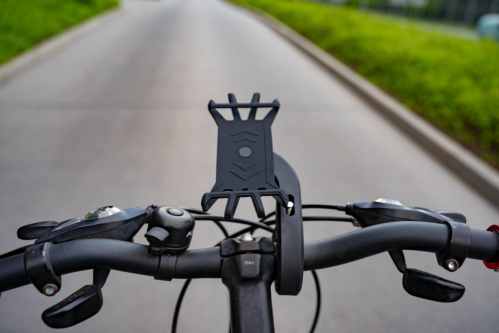tani uchwyt rowerowy